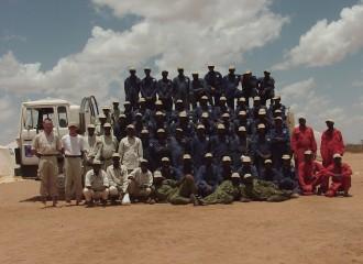 - Team Angola